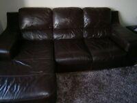 corner suite /chair/storage stool