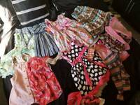 Next newborn and girl clothes and ladies mixed