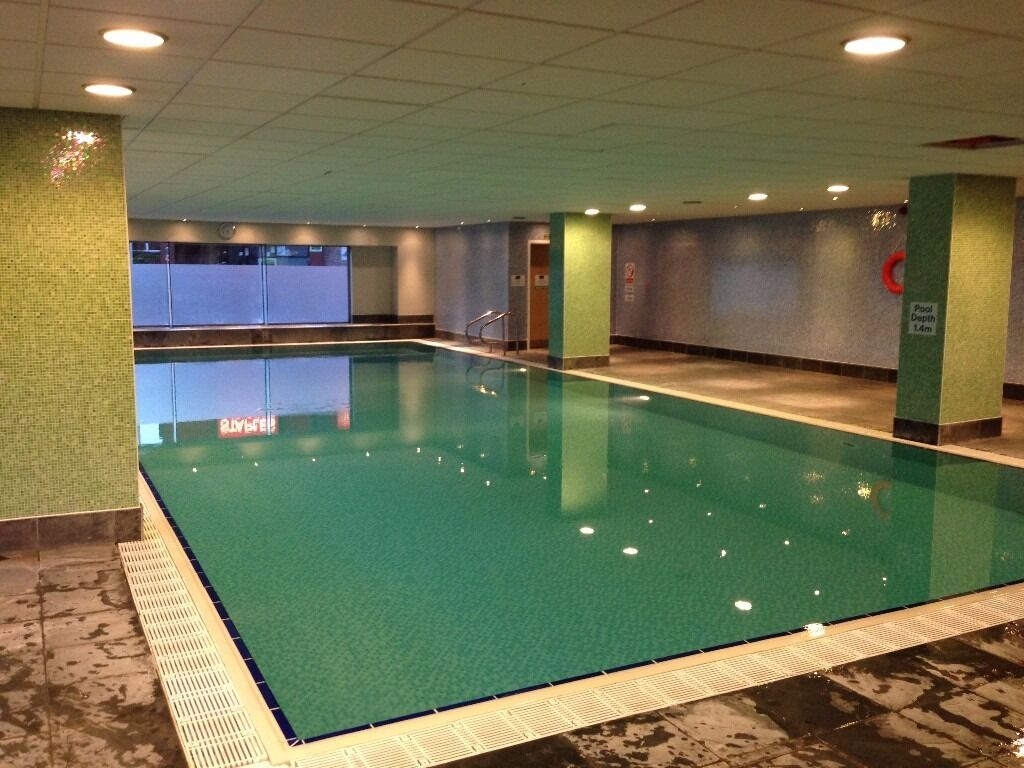2 Bed Flat To Rent Inthe Litmus With A Free Gym And Swimming Pool Nottingham Ng1 Will Go Fats