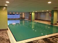 2 bed flat to rent inThe Litmus with a free gym and swimming pool, Nottingham NG1 **will go fats**