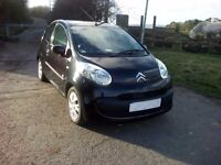 Citroen C1 code 998 cc low miles for year ............
