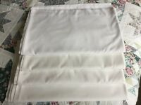 Single sheets 2 pairs