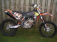 KTM 250F