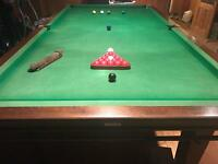 10x5 Snooker Table