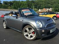 2005 55 MINI Hatch 1.6 Cooper S 3dr Convertible Fully Loaded !