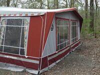 Isabella Ambassador 2506 Full Caravan Awning, Carbon poles, Lovely condition