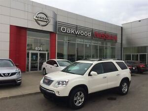 2012 GMC Acadia 2012 GMC Acadia SLE AWD. 1 Tax Local Trade!
