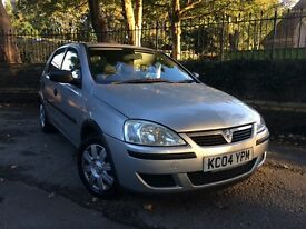 2004 (04) Vauxhall Corsa ** Full Service History ** Fantastic Condition **