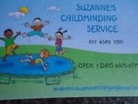REGISTERED CHILDMINDER KIRKCALDY