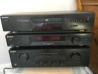 Sony stereo 370 model for sale