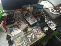 PS3 lots of games and infinity bundle