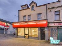 Fantastic Commercial Unit Lower Ormeau Road, Belfast
