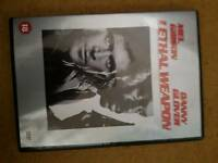 Lethal weapon Dvd