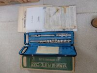 Yamaha Flute model YFL21N