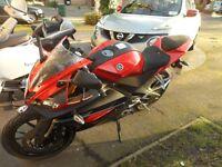 hpi clear Yamaha yzf125cc 2016