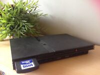 PlayStation 2 with 26 Games and 16GB external memory