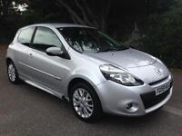 2009 RENAULT CLIO DYNAMIQUE TCE 1.2 TURBO * SALVAGE REPAIRABLE * DAMAGED *