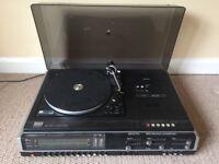ITT MC 5080 Music Centre with Belt Drive Series P163 - Record Player