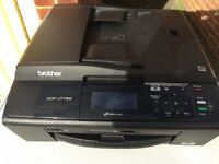 Brother DCP-J715W Wireless Printer, Scanner, Copier