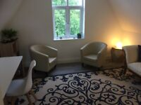 Psychotherapy/Counselling/Psychoanalysis room to rent in Camden