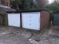 Swiss Cottage Two Secure Lock Up Garages