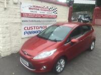 FORD FIESTA 1.25 Zetec [82] (red) 2009