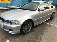 2004 BMW 325 CI SPORT COUPE 2 DOOR 2.0L DIESEL MANUAL 6 SPPED JUST DONE SERVICE JANWARY MOT
