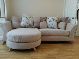 Good as new 4 seater sofa from DFS for sale