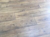 Quickstep Perspective Reclaimed Chestnut Antique Planks