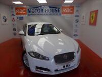 Jaguar XF D PORTFOLIO(HUGE SPEC)FREE MOT'S AS LONG AS YOU OWN THE CAR!!! (white) 2015