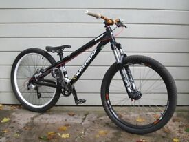 nukeproof snap 4x jump mountain bike