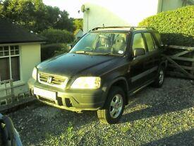 Honda CRV 2 ltr petrol