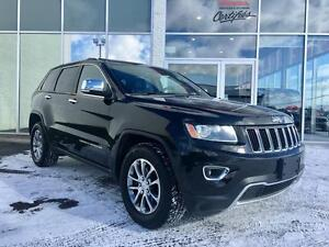 Jeep Grand Cherokee Limited 4X4 + Cuir + Toit 2014
