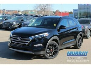 2018 Hyundai Tucson Night Edition 1.6T AWD