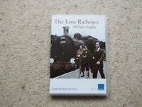The Lost Railways of East Anglia DVD Excellent Condition