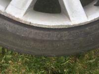 BMW alloy wheel 19 inch
