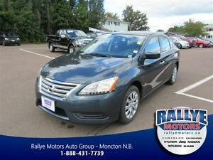 2013 Nissan Sentra S! Power Options! ONLY 71K! Trade-In! Save!