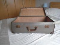 Retro suitcase - Size 65x40x20cm