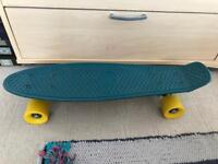 Two Bare Feet skateboard 22""