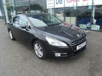 2012 12 PEUGEOT 508 1.6 HDI ACTIVE 4d 112 BHP **** GUARANTEED FINANCE **** PART EX WELCOME ****