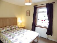 1 bedroom fully furnished lower villa on South Gyle Mains