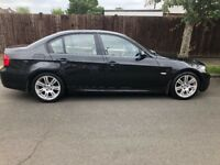 BMW 318M Sport, 6 speed manual gearbox, classic wood trim