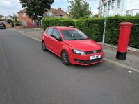 Volkswagon Polo S60 5dr 1.2 petrol car 2011 low mileage and full VW service history