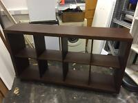 Brown Shop Fitting Fixture - House Furniture