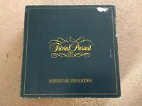 Trivial Pursuit Mastergame Genus Edition ...... great fun board game