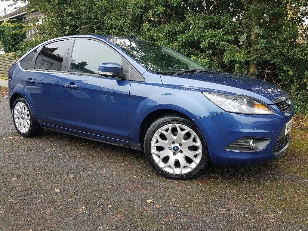 2010 FORD FOCUS 1.6TDI not leon,207,A4