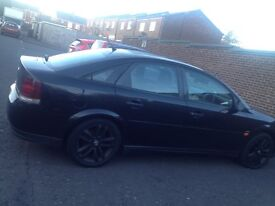 Black vectra for sale