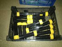 Small box of torches
