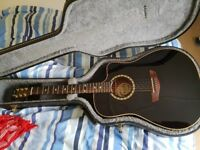 Faith saturn eclipse guitar
