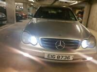 Mercedes Automatic 2004 not BMW